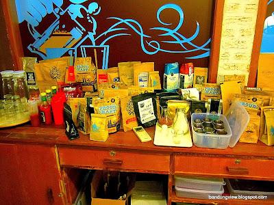 Noah's Barn-pilih biji kopimu sendiri