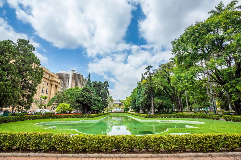 Бело Оризонти - Бразилия