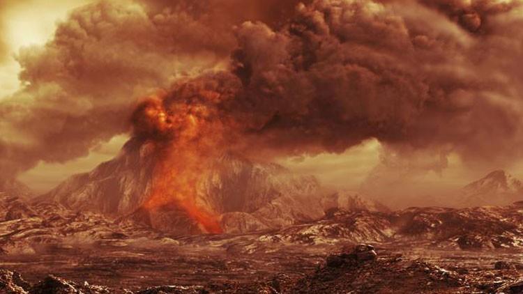 Hallan volcanes activos en Venus