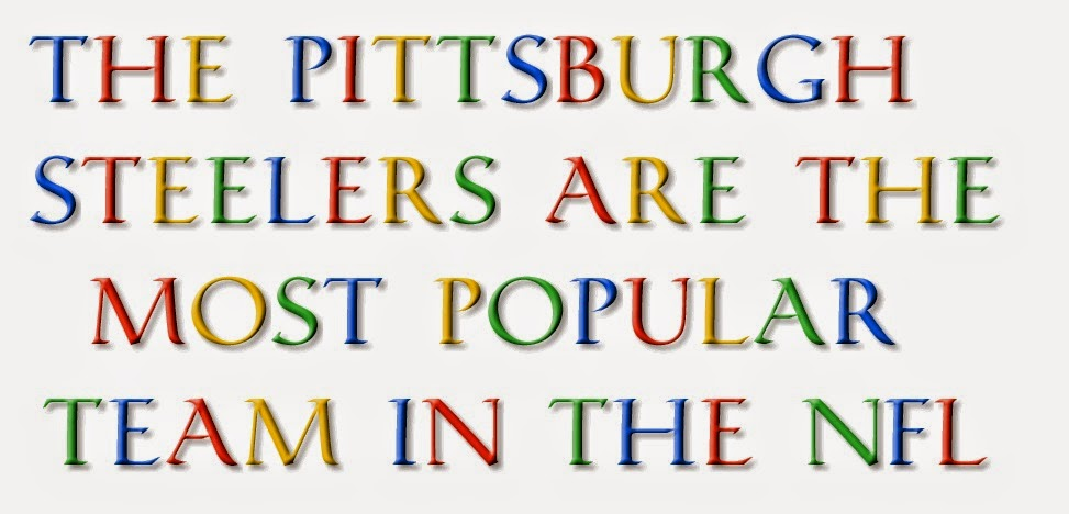 The Most Popular Team In The NFL