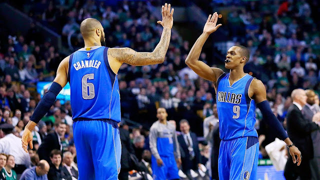 Rondo finds his game in Mavs to New Orleans