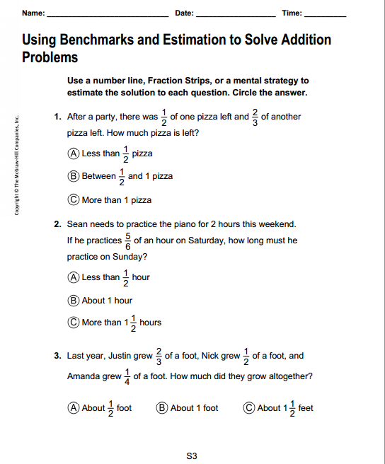 Exit 10A: Building a Better Worksheet