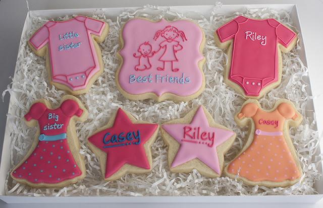 big sister cookies