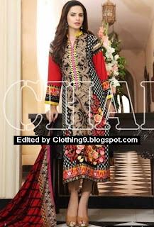 Charizma Fall Winter Dress Suits
