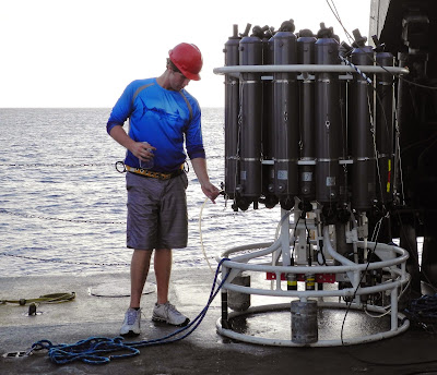 noaa ctd research oceanography
