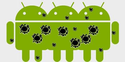 Ciri-ciri Ponsel Android Terkena Virus Malware