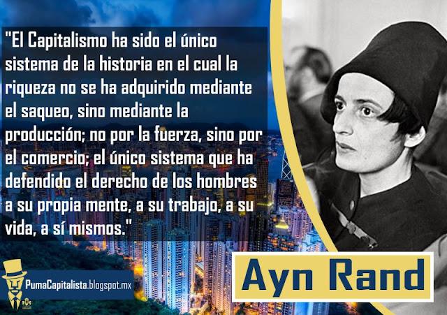Maximas  ANARCOCAPITALISTAS Frase+ayn+rand+3