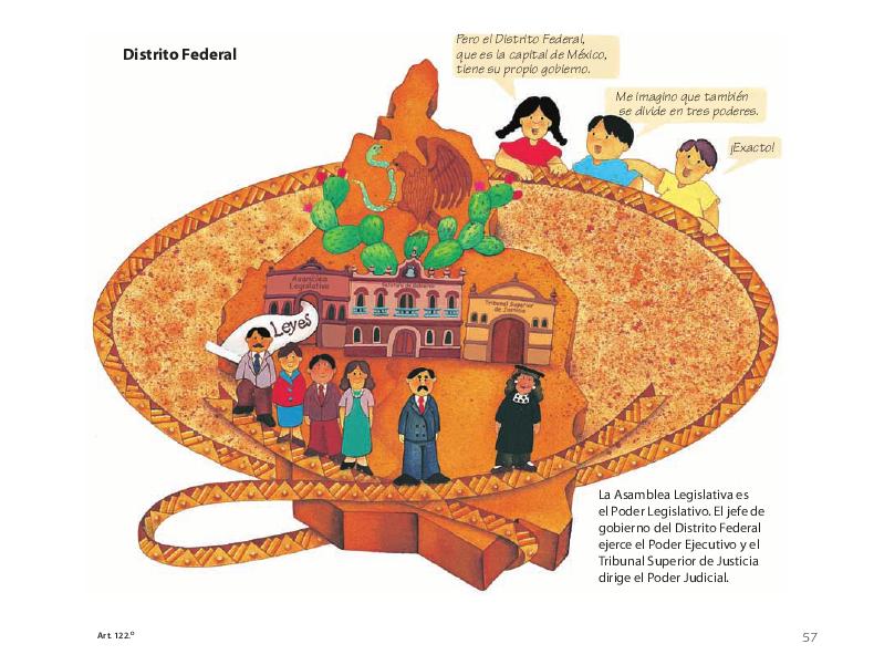 Distrito Federal - Conoce nuestra Constitución 4to 2014-2015