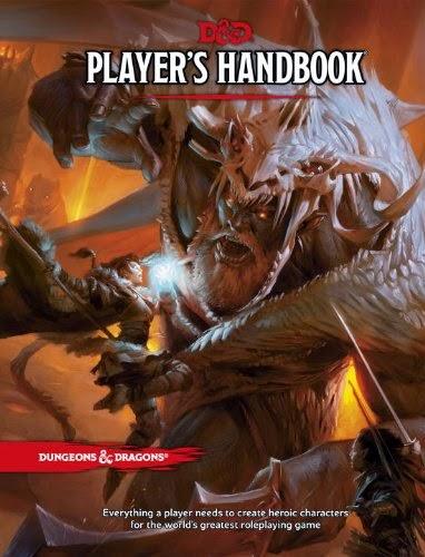 Manual del Jugador D&D 5º Edición Next