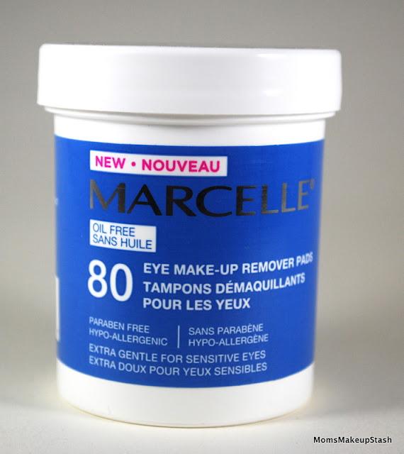 Marcelle Oil-Free Eye Makeup Remover Pads | Moms Makeup Stash