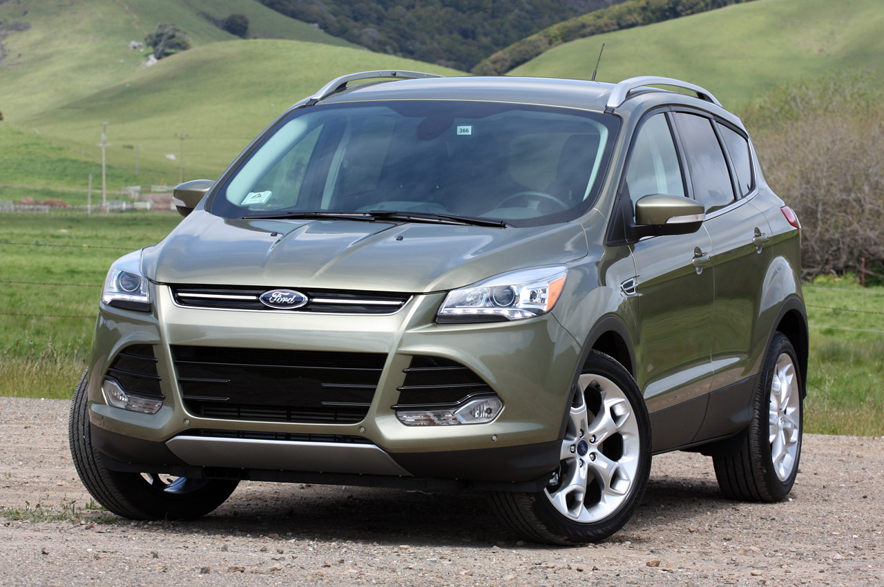 2013 ford escape auto cars concept. Black Bedroom Furniture Sets. Home Design Ideas