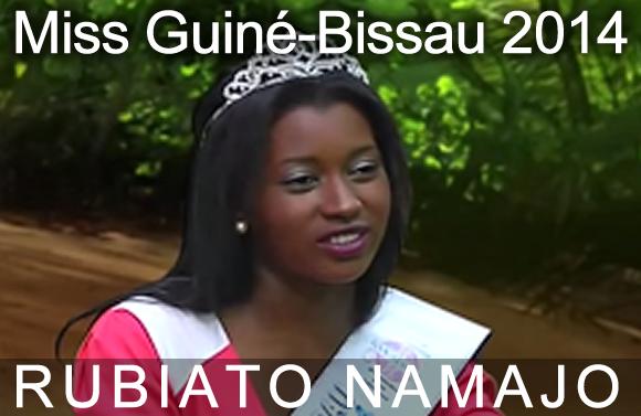 MISS GUINE-BISSAU 2014