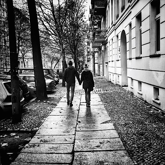 Street Stories 1 - People in Love © Gosia Radziszewska