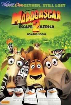 Tẩu thoát đến Phi Châu - Madagascar escape 2 africa