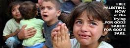 Free Palestine...NOW.