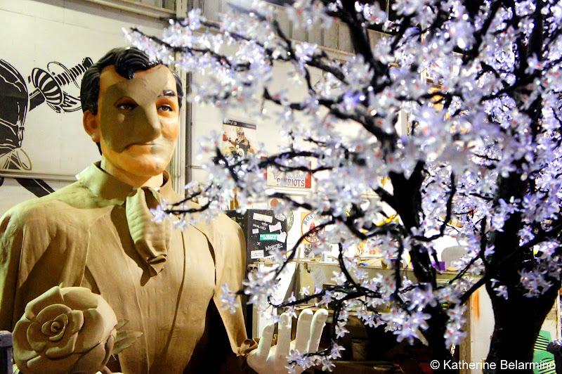 Phantom of the Opera Prop Mardi Gras World