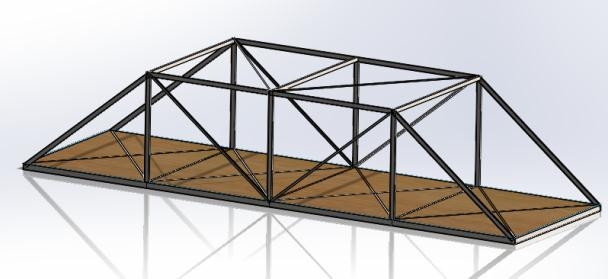 Weldment, Analysis with SolidWorks | CADVision Systems- Authorized ...