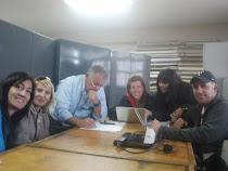 REUNIÓN DE COORDINACIÓN DEL ÁREA DE EDUCACIÓN FÍSICA