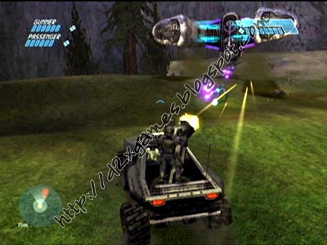 Free Download Games - Halo Combat Evolved