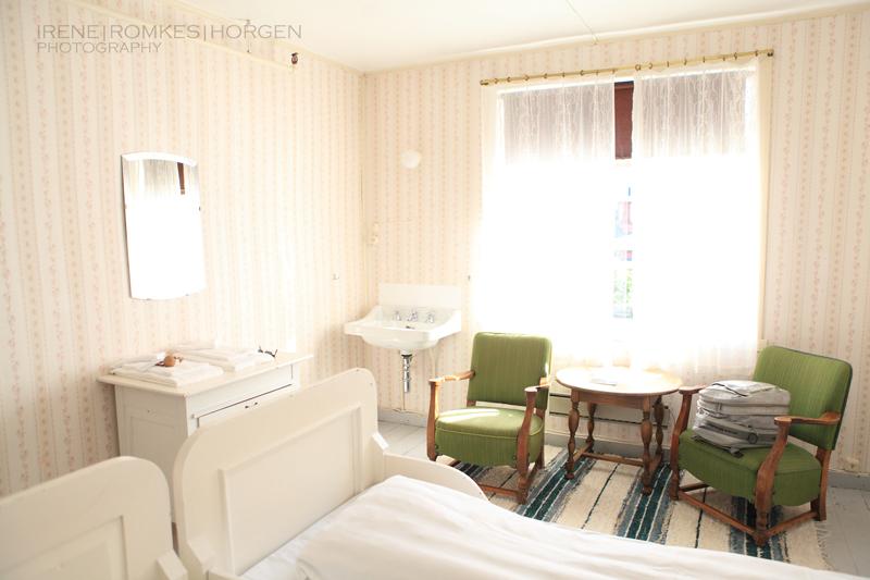 Irene romkes horgen: vakre hotel mundal