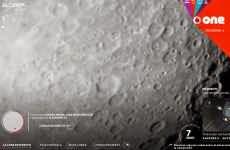 Alcanza La Luna: permite ver la Luna en vivo y en directo online mediante 4 telescopios ubicados en distintas partes del mundo