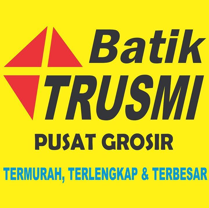 Pusat Grosir Batik Trusmi merupakan perusahaan Retail batik yang ...