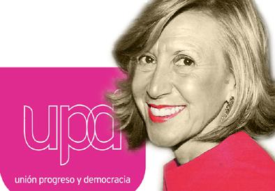 Rosa Díez y Toni Cantó, salpicados por corrupción interna en UPyD