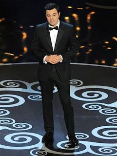 Oscar presenter Seth McFarlane