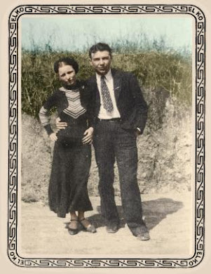 Bonnie & W.D Jones in color !
