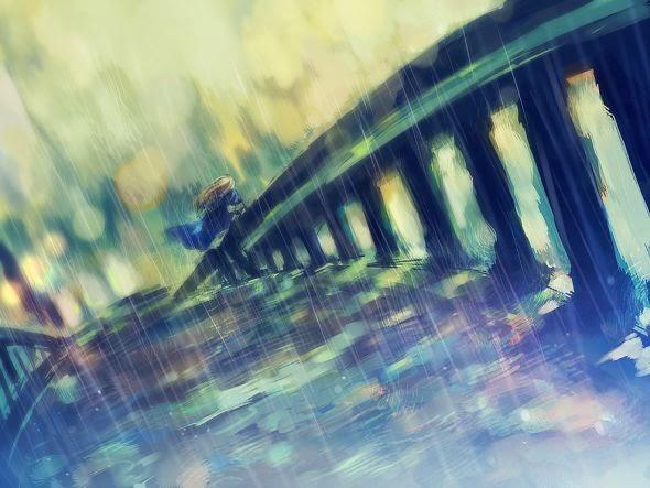 Nuri nuriko-kun deviantart ilustrações fanarts animes pinturas digitais
