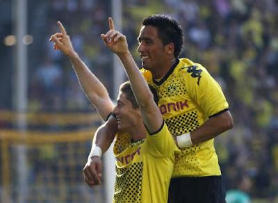 Borussia Dortmund 4 - 0 Augsburg (3)