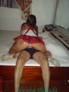 sexo com a gostosa no motel