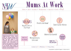 Mums@Work Portal