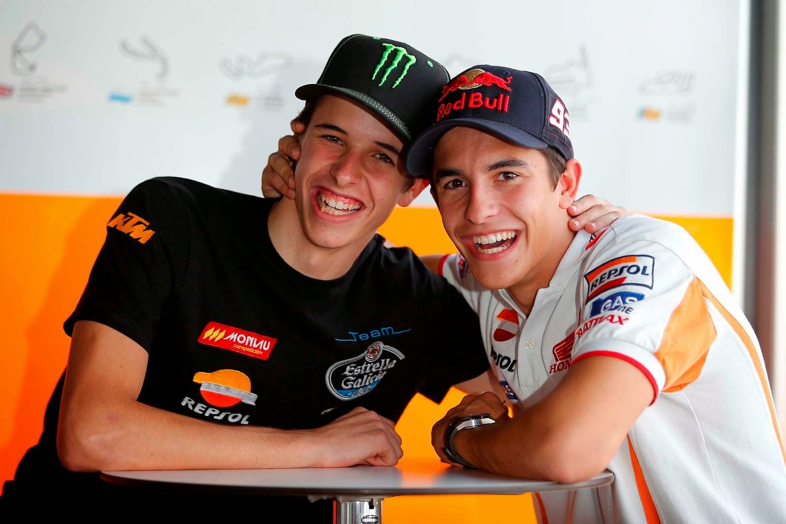 Los hermanos Marquez han hecho historia en el motociclismo