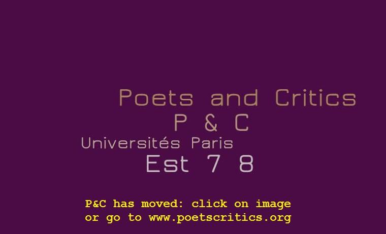 Poets and Critics