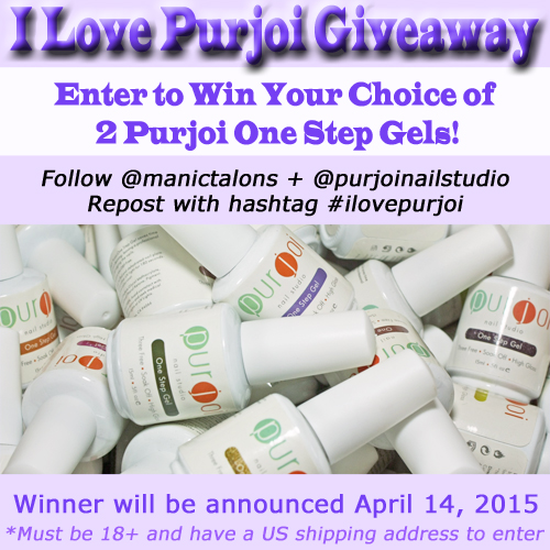 Purjoi Instagram Giveaway Image