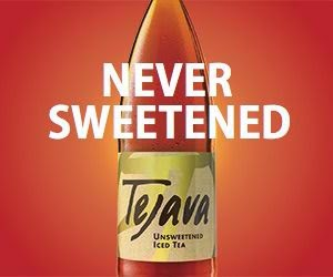 Never Sweetened Tea