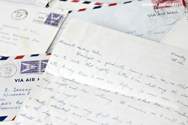 Old Love Letters From The War Image Search Results