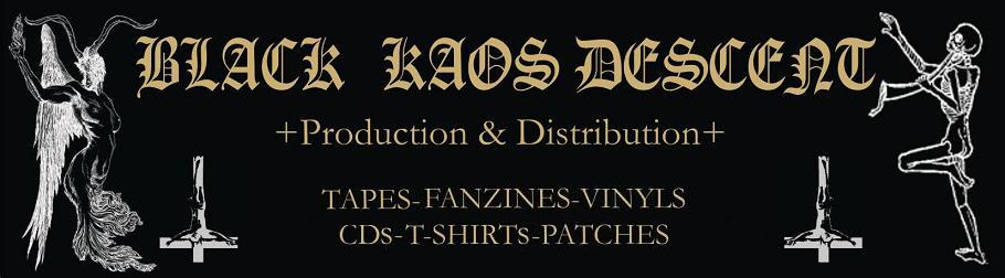 Black Kaos Descent: Next Releases