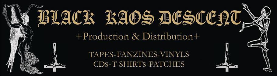 Black Kaos Descent: Next Releases