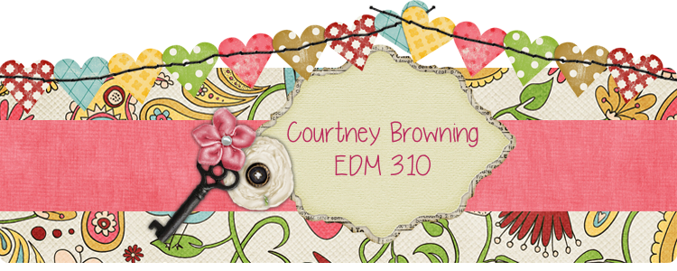 Courtney Browning EDM 310