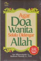 rumah buku iqro buku islam buku muslimah agar doa wanita selalu didengar Allah