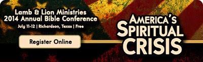 America's Spiritual Crisis Bible Conference