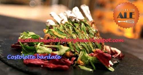 Costolette Bardate Ricetta Di Alessandro Borghese Da Cucina Con Ale