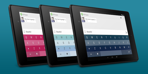 Fleksy Keyboard Android App Apk