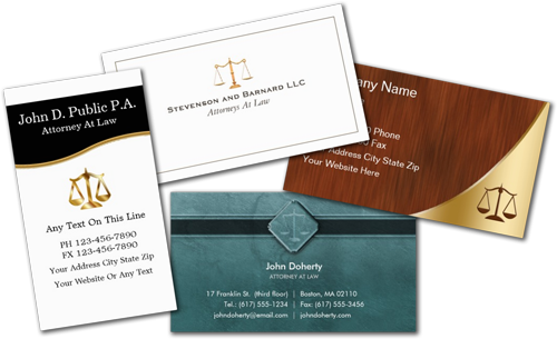 Shop business cards business cards for lawyers business cards for lawyers reheart Choice Image