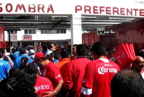 Fútbol en Toluca