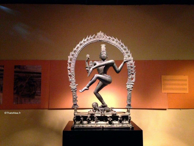 Lusée de Polonnaruwa triangle culturel Sri-Lanka