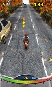لعبة سباق السرعة لهواتف واجهزة اندروي