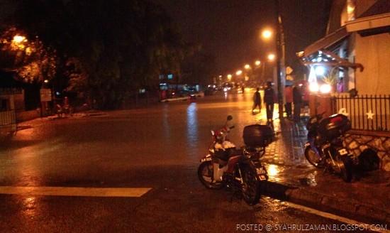 Banjir Kilat Di Kuala Lumpur 7 March 2012